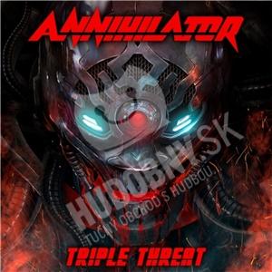 Annihilator - Triple Threat(2CD) od 14,29 €