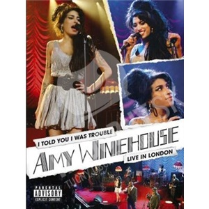 Amy Winehouse - I Told You I Was Trouble (DVD) od 14,99 €