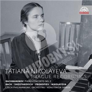 Nikolayeva Tatana - Russian masters Tatana Nikolayeva - K (2CD) od 12,39 €