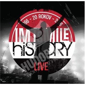 I.M.T. Smile - History Live (2CD) od 11,99 €