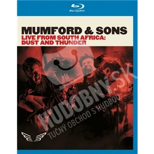 Mumford & Sons - Live In South Africa: Dust And Thunder (Bluray) od 21,89 €