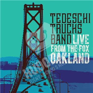 Tedeschi Trucks Band - Live From The Fox Oakland (Deluxe 2CD/DVD) od 21,49 €