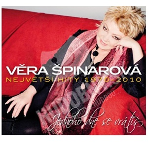 Věra Špinarová - Jednoho dne se vrátíš best of 1970-2010 (3 CD) od 14,89 €