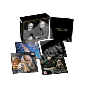 John Williams,  Boston Pops Orchestra - Williams & Spielberg: The Ultimate Collection  (CD+DVD) od 27,99 €