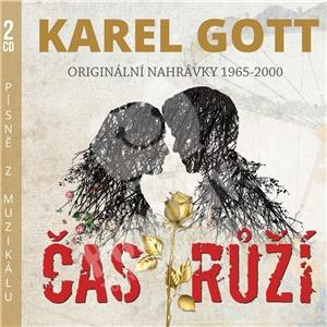 Karel Gott - Čas růží (2CD) od 12,29 €