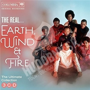 Earth,Wind & Fire - The Real... The ultimate collection (3CD) od 11,99 €