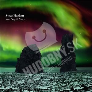 Steve Hackett - The Night Siren - special  (CD+Bluray) od 23,59 €