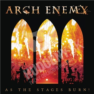 Arch Enemy - As The Stages Burn! (DVD+CD) od 19,29 €