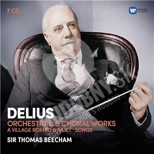Sir Thomas Beecham - Delius - Orchestral & Choral Works (7CD) od 18,99 €