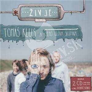 Tomáš Klus - Cílová skupina, živ je (2CD) od 13,39 €