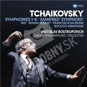 Rostropovich - Tchaikovsky- Symphonies 1-6, Manfred Symphony (6CD) od 16,39 €