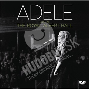 Adele - Live At The Royal Albert Hall (DVD+CD Digipack) od 20,99 €