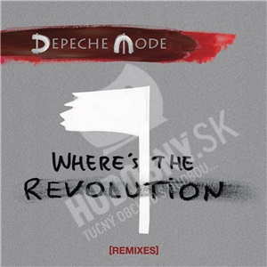 Depeche Mode - Where's the Revolution - Remixes (2x Vinyl) od 24,99 €