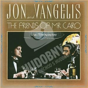 Jon & Vangelis - The Friends Of Mister Cairo (Remastered 2016) od 7,99 €