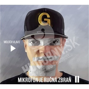 Moloch Vlavo - Mikrofón je ručná zbraň II od 12,99 €