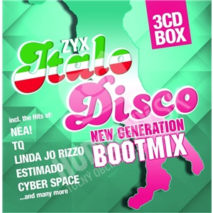 VAR - Italo Disco New Generation Boot Mix (3CD) od 19,98 €