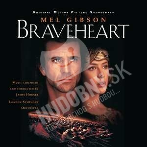 James Horner - Braveheart soundtrack (2x Vinyl) od 29,99 €