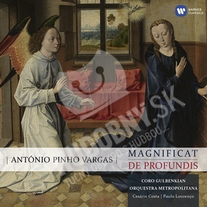 António Pinho Vargas - Magnificat – De Profundis od 14,99 €