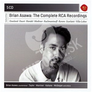 Brian Asawa - The Complete RCA Recordings (5CD) od 17,99 €