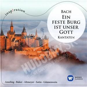 Johann Sebastian Bach - Ein Feste Burg Ist Unser Gott-Bach Kantaten od 5,99 €