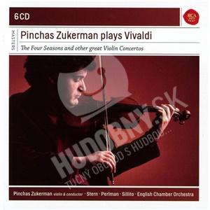 Zukerman - Pinchas Zukerman Plays Vivaldi  (6CD) od 20,99 €