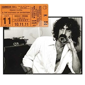 Frank Zappa - Carnegie Hall od 40,99 €