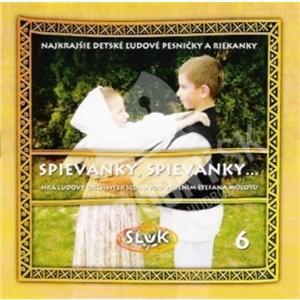 Sľuk - Spievanky, spievanky (Sľuk 6) od 6,99 €