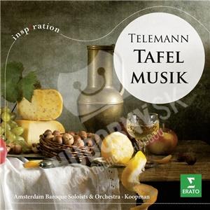 Ton Koopman, Georg Philipp Telemann - Tafelmusik - Best of Talemann od 5,99 €
