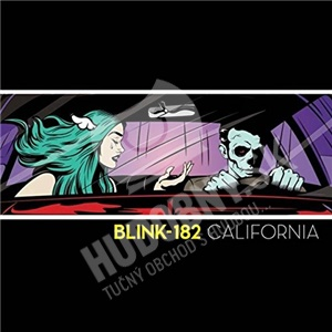 Blink-182 - California (Deluxe Edition 2CD) od 14,89 €