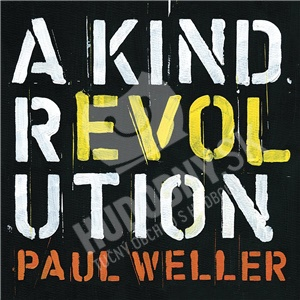 Paul Weller - A Kind Revolution (Deluxe) od 20,89 €
