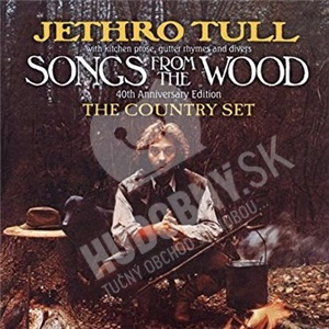 Jethro Tull - Songs from the Wood  (5CD+DVD) od 24,89 €