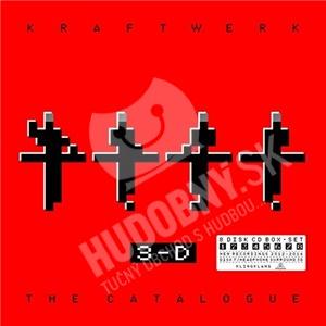 Kraftwerk - 3-D The Catalogue (8CD) od 58,99 €