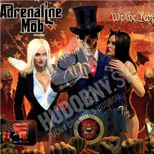 Adrenaline Mob - We the People (Special Edition CD Digipack) od 13,89 €