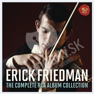 Erick Friedman - The Complete RCA Album Collection (9CD) od 27,39 €