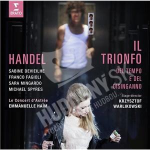 Sabine Devieilhe - Händel - Il Trionfo del Tempo e del Disinganno (DVD) od 19,49 €