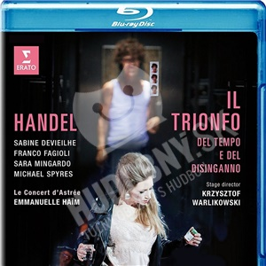Sabine Devieilhe - Händel - Il Trionfo del Tempo e del Disinganno (Bluray) od 19,99 €