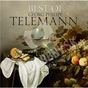 Georg Philipp Telemann - Best of (2CD) od 11,89 €
