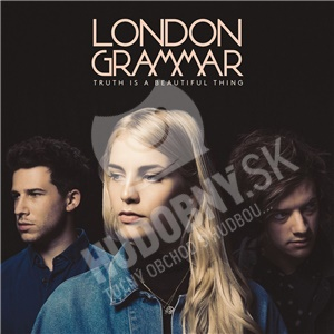 London Grammar - Truth Is A Beautiful Thing (deluxe - 2CD) od 22,99 €