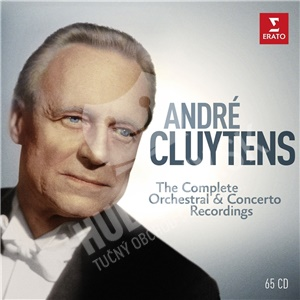 VAR - Andre Cluytens:Complete Orchester & Concerto Recordings (64CD) od 108,99 €