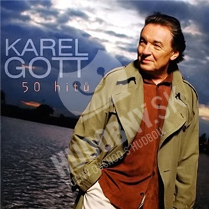 Karel Gott - 50 Hitů (2 CD) od 9,99 €