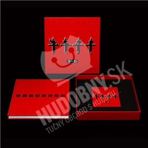Kraftwerk - 3-D Der Katalog – Deutsche Version (Bluray Box Set - 4xBluray) od 176,99 €
