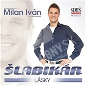 Milan Iván - Šlabikár lásky od 8,59 €