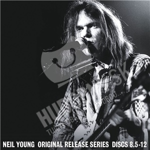 Neil Young - Official Release Discs 8.5-12 (5CD) od 70,89 €
