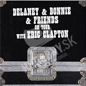 Delaney & Bonnie - On Tour With Eric Clapton (4CD) od 39,99 €