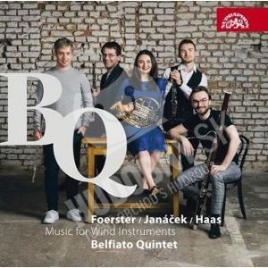 Belfiato Quintet - Hudba pro dechové nástroje od 10,99 €