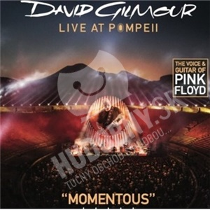 David Gilmour - Live at Pompeii - Box Set (Bluray+CD) od 57,99 €