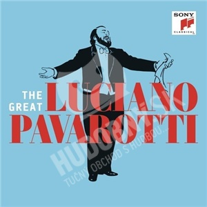 Luciano Pavarotti - The Great Luciano Pavarotti  (3CD) od 13,59 €