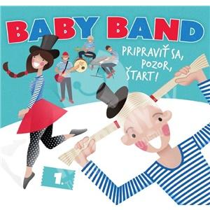 Baby Band - Pripraviť sa, pozor, štart! od 9,69 €
