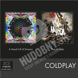 Coldplay - A Head Full of Dreams & Viva la Vida (2CD) od 20,99 €