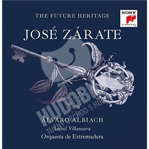 Jose Zárate - Future Heritage od 13,59 €